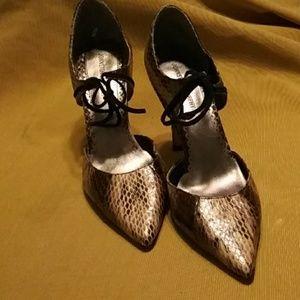Johnston and Murphy dress. heels